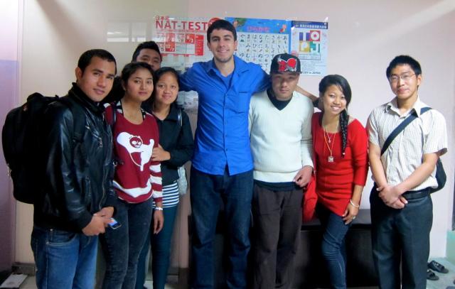 生徒 Students